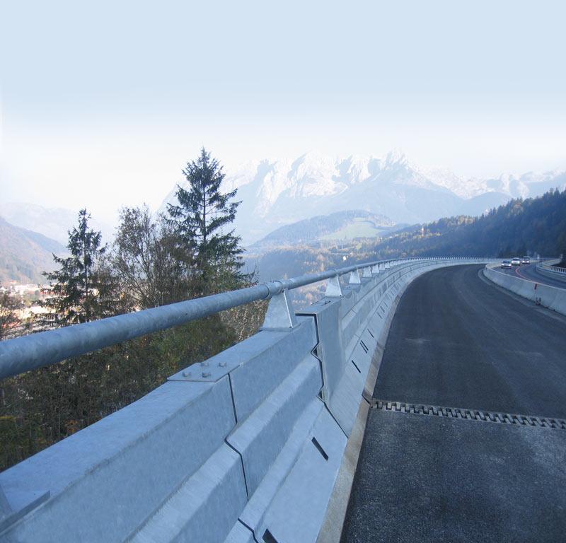 Sergard MDS® TL-4 Steel Barrier
