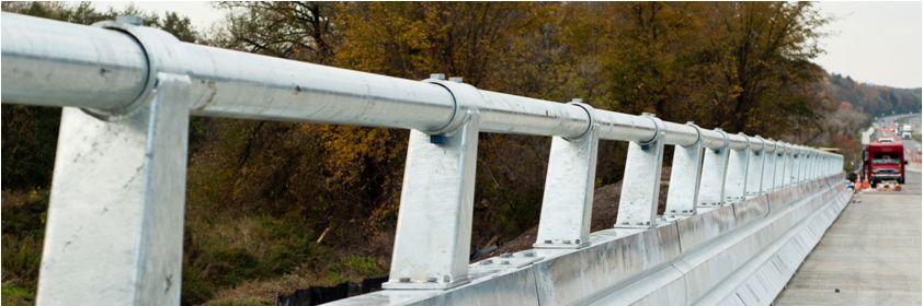 Sergard MDS® TL-5 Steel Barrier