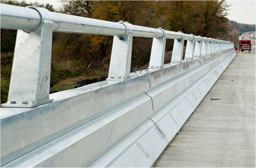 Sergard MDS® TL-5 Steel Barrier